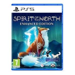 Spirit of the North Enhanced Edition PS5/ Tb disponible en Amazon al mismo precio