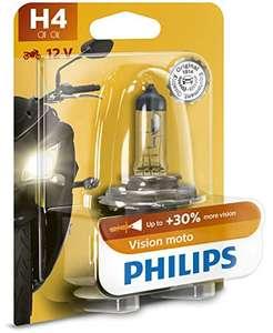 Philips Vision Moto, H4