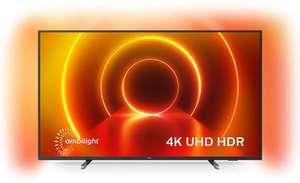 "Philips 50PUS7805 50"" LED UltraHD 4K Ambilight"