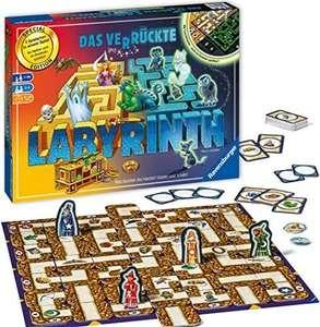 Ravensburger Labyrinth Glow in The Dark 26687 - Juego de Mesa de Laberinto (Brilla en la Oscuridad),