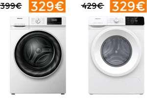 Ofertas en lavadoras Hisense