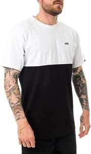 Camiseta Vans Colorblock para Hombre. Tallas desde XS a XXL
