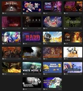 BUNDLEFEST - The Game Creators Bundle [6x1€, 13x5€] y Backstage Bundle [3x4€, 5x7€, 7x9€]