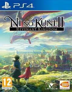 Ni No Kuni II - El Renacer De Un Reino (PS4)