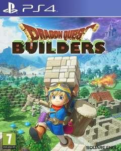 Saga Dragon Quest Builders (PS4)