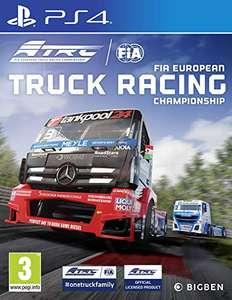 PS4: Fia European Truck Racing Championship POR SÓLO 14,05€
