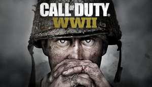 ¡Call of Duty: WWII a mitad de precio en Steam!