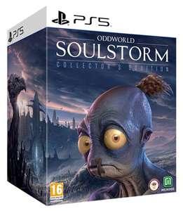 Oddworld: Soulstorm Collectors Edition PS5 (82.44€ precio para socios)