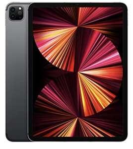2021 Apple iPad Pro de 11 Pulgadas, Wi-Fi + Cellular, 2 TB - Gris Espacial