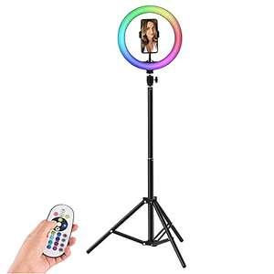 Anillo LED RGB + Trípode