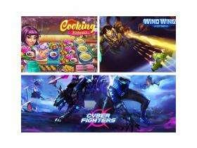 3 juegos premium gratis por tiempo limitado: Cyber Fighters: League of Cyberpunk Stickman 2077, WindWings y Cooking Love Premium.