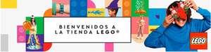 20% Descuento en selección de LEGO en El Corte Inglés (Algunos hasta un 40%)