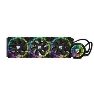 Nfortec Atria RGB 360 Black/White Kit de Refrigeración Líquida
