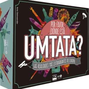 Por Favor, ¿Dónde está Umtata? - Juego de Mesa