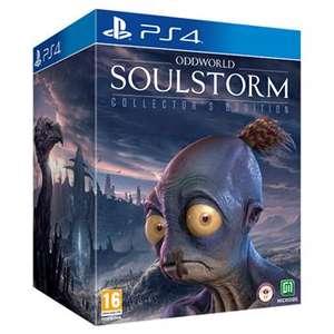 Oddworld: Soulstorm Edición Coleccionista PS4 (82,44€ socios; 87,29€ no socios)