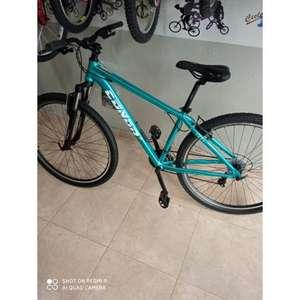 """Bicicleta conor 5500 """"29"""" verde talla M"""