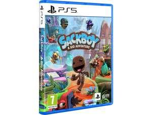 Sackboy A big Adventure (PS5)