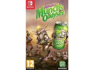 Nintendo Switch Oddworld: Munch's Oddysey