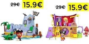Isla pirata o Casa de cuentos de Pinypon por 15.9€