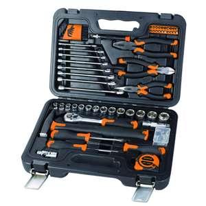 Maletín de herramientas de 101 piezas BRICOR CAPAZ