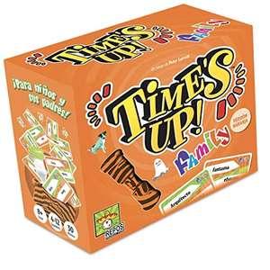 Time's Up Family (Color Naranja) - Juego de Mesa