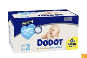 Dodot sensitive talla 2 (0.15 el pañal) en Carrefour