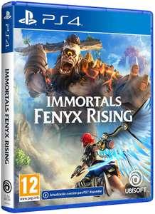 Immortals Fenyx Rising - PS4 (Precio para Socios FNAC)