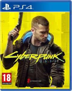 Cyberpunk 2077 Edición Day One - PS4 (Precio para Socios FNAC)