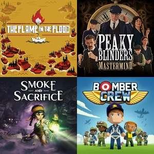 BUNDLEFEST - Pumped Up [3,09 € por 8 juegos Steam] y Mochi Bundle desde 1€