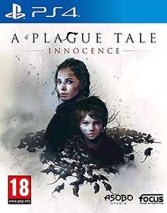 A Plague Tale: Innocence - PS4 (Amazon) importación alemana