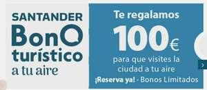 Bono Turístico de 100€ en Santander (Cantabria) hasta 5 personas, total 500€