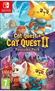 Cat Quest + Cat Quest 2 - Pawsome Pack (Switch)