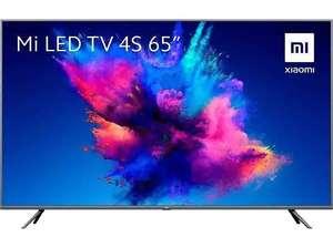 "TV LED 65"" - Xiaomi Mi TV 4S UHD 4K, Quad Core, Bluetooth, Android TV PatchWall, Google Assistant, Chromecast"