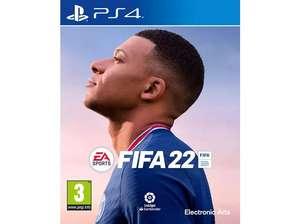 Fifa 22 para PS4 y Xbox One