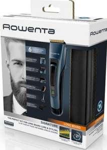 Barbero - Rowenta TN4500F0, 120 min autonomía, 44 longitudes, Kit barba Larga