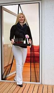 Mosquitera magnética para puerta, 100 cm x 210 cm.