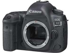 Canon EOS 5D MARK IV Full Frame Cuerpo