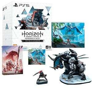 Horizon Forbidden West Ed. Coleccionista PS4/PS5 a precio record de reserva