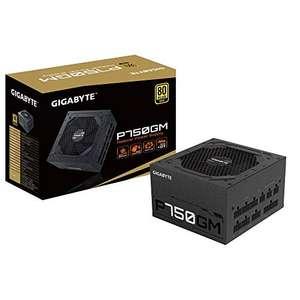 Fuente de alimentación modular GIGABYTE P750GM 80 Plus Gold (Vendedor externo)