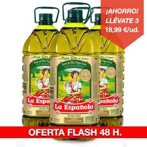 Garrafa 5L Aceite de oliva Virgen Extra
