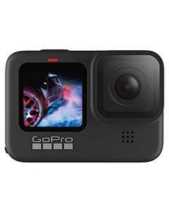 GoPro HERO9 Black - Cámara de acción sumergible