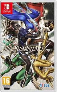 Shin Megami Tensei V - Nintendo Switch