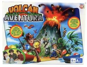 Juego Volcán Aventura