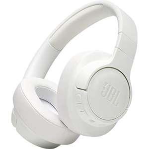 Auriculares inalámbricos - JBL Tune 700 BT, Bluetooth, 24h de autonomía, Asistente de voz, Blanco