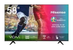 """TV LED 58"""" - Hisense 58A7100F, UHD 4K"""