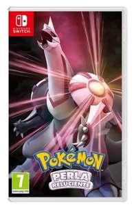 Pokémon Perla Reluciente - Nintendo Switch (reserva) + pin de regalo