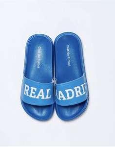 BIGLINE Zapatillas Real Madrid para niños