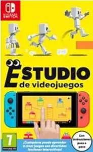 Estudio de videojuegos (Nintendo Switch)