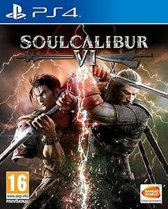 PS4 - Soul Calibur VI por debajo de 10€ y más lucha a buen precio!