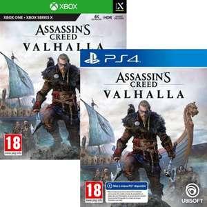 Assassin's Creed Valhalla (Playstation, XBOX)